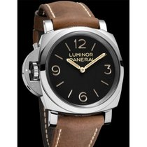 Panerai [NEW][SP] Luminor 1950 Left-Handed 3 Days Acciaio PAM 557