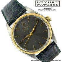 Rolex Explorer 5501 Grey Dial 1960's