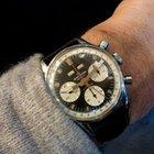 Wakmann vintage chronograph triple date caliber val 730...