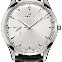 Zenith Elite Ultra Thin Small Seconds 03.2010.681-01.C493