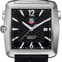 TAG Heuer Professional Golf Sports Men's Watch WAE1116.FT6004