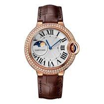 Cartier Ballon Bleu Automatic Ladies Watch Ref WJBB0027