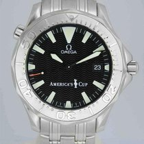 Omega Seamaster America's Cup Ref 25335000