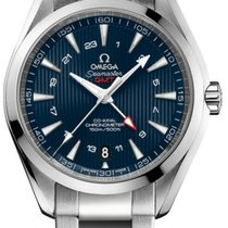 Omega Seamaster Aqua Terra 150 M Co-Axial GMT
