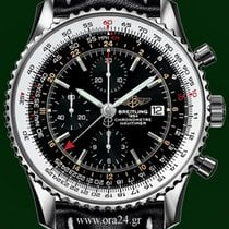 Breitling Navitimer World 46mm Automatic GMT Chrono 2012...