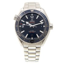 Omega Seamaster Stainless Steel Blue Automatic 215.30.44.21.03...
