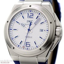 IWC Ingenieur Mission Earth Plastiki Ref-IW323608 Stainless...