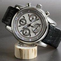 Maurice Lacroix Globe GMT Chronograph