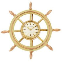 Tiffany & Co. 14k Yellow Gold Watch Brooch - Nautical...