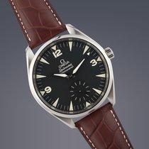 Omega Seamaster Railmaster XXL Chronometer manual watch FULL SET