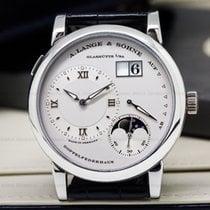 A. Lange & Söhne 109.025 Lange 1 Moon Platinum / Deploymen...