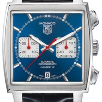 TAG Heuer Monaco Caliber 12 Chronograph blau