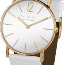 Jacques Lemans La Passion LP-122G Damenarmbanduhr flach &...