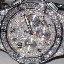 Hublot Big Bang Chronograph Diamonds
