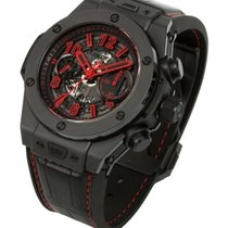 Hublot Big Bang Unico All Black Red Black Ceramic Limited...