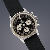 Breitling Navitimer 806 'Twin Plane' stainless steel...