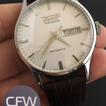 Tissot Heritage Visodate Automatic White Dial
