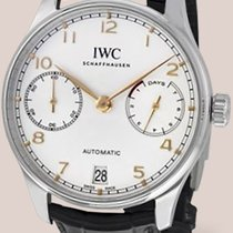 IWC Portugieser 7 Day Power reserve · Automatic IW500704