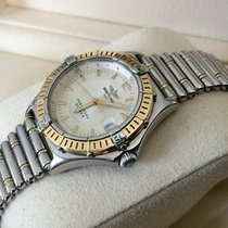 Breitling Sirius Lady Gold Steel Roulleaux 31 mm