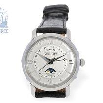 Wristwatch unused big vintage calendar watch with moon, ca....