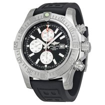 Breitling Super Avenger II Chronograph Automatic Mens Watch...