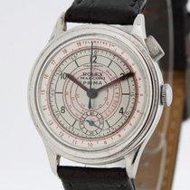 Rolex Marconi Prima Vintage Mono Pusher One Button Chronograph