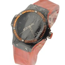 Hublot 361.CO.1110.LR.1906 Big Bang Tutti Frutti Black Orange...