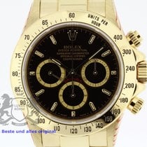 勞力士 (Rolex) Daytona 16528 18K Yellow Gold ZENITH 1991