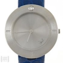 Bunz Design Uhr Damen Brilliant 950er Platin