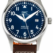 IWC Pilot's Mark XVIII Edition Le Petit Prince Leather...