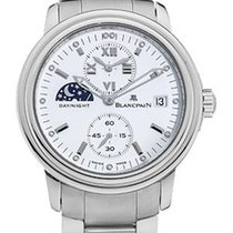 Blancpain Leman Time Zone