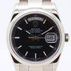 Rolex DAY DATE WEISSGOLD REF 118209 TEW