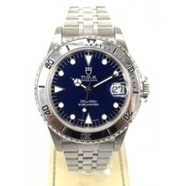Tudor Rolex Submariner Steel Automatic Blue Dial (Excellent)