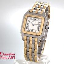 Cartier Panthére  - Edelstahl-18K/750 Gelbgold - Quarz -21,5 x...