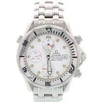 Omega Seamaster Professional Chronograph Stainless Steel Watch...