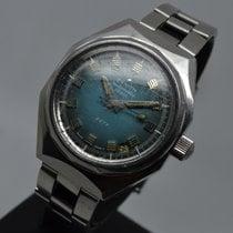 Zenith Defy Octagon 28800 Automatic Vintage Diver Turquoise RARE
