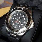 Steinhart Ocean Forty-Four GMT BLACK