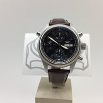 IWC Pilot Spitfire Doppelchronogrpah Rattrapante Ref IW3713