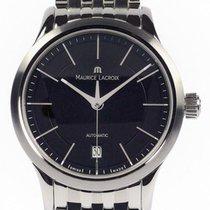 Maurice Lacroix Les Classiques Date Automatic 38 Black Dial...