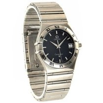 Omega Men's 1512.40.00 Constellation Quartz Watch