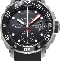 Alpina Extreme Diver Seastrong Diver 300 AL-725LB4V26