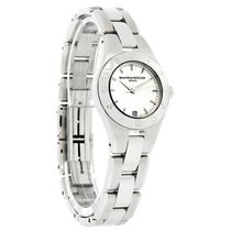 Baume & Mercier Linea Series Ladies Slv Dial Watch 10009