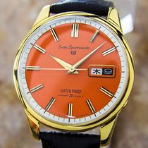 Seiko Sportsmatic 5 Automatic Men's Japanese Watch 1960s L182