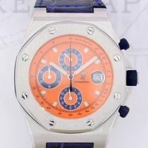 Audemars Piguet Royal Oak Offshore Chronograph Stahl orange...