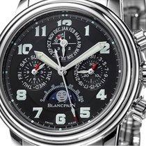 Blancpain Leman Perpetual Calendar Chronograph