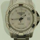 Longines Hydro conquest diamonds