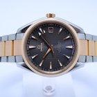 Omega Seamaster Aqua Terre Steel and Rose Gold