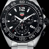 TAG Heuer Formula 1 Chronograph 43mm Black Dial G