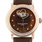 Frederique Constant Ladies Stahl Diamond Automatik Armand...