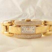 Chopard La Strada 18k Yellow Gold, Aftermarket Diamond Set